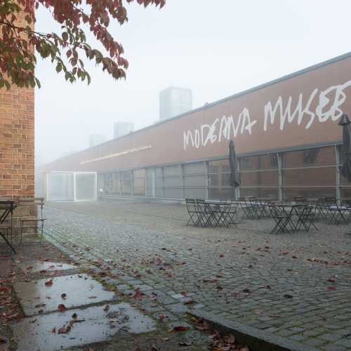 Image for Moderna Museet: maximising the potential of temporary exhibitions