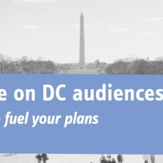 Image for What we learned from Washington DC Audience Atlas: Fundraising